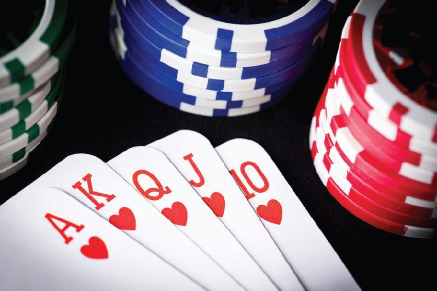 Online casino games become very popular now days