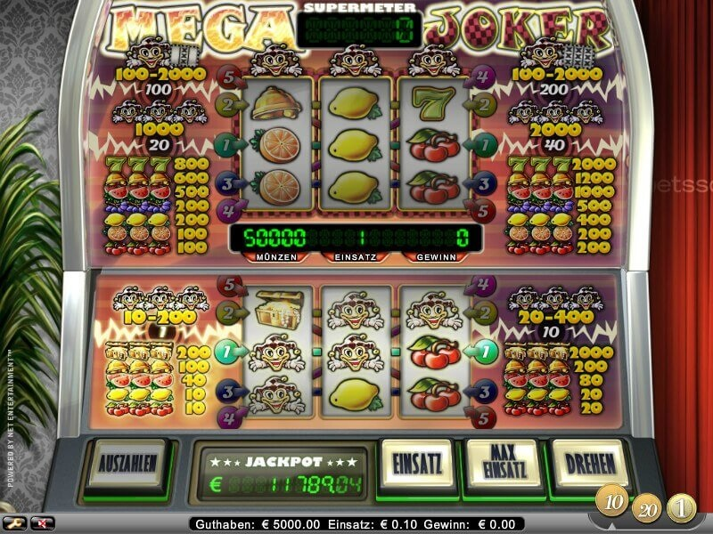 Play Free Mega Joker Slot – FreeDownload
