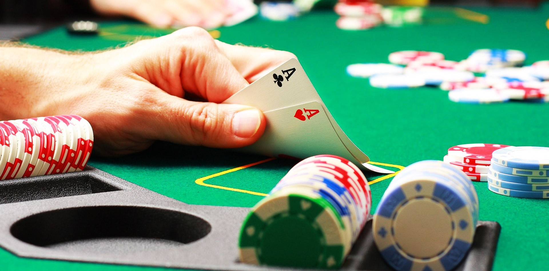 The advent of poker and its variations