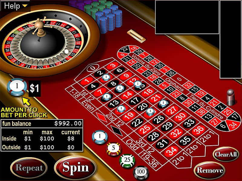 Live roulette Approach