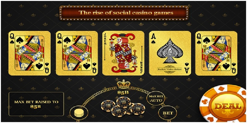ONLINE CASINO GAMING ARE PHENOMENALLY TRENDING
