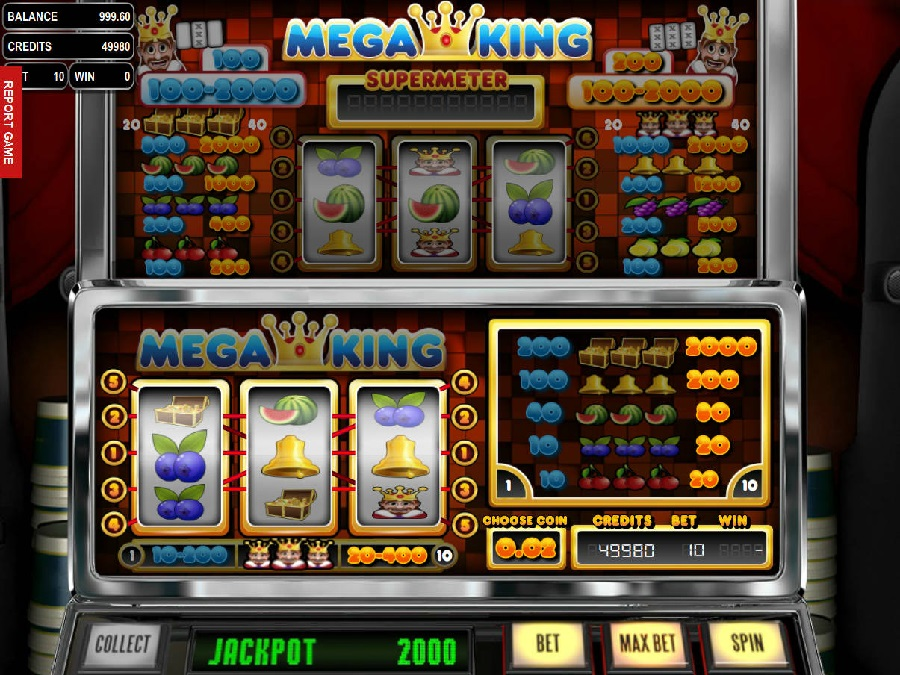 Most Famous Casino Game: Reel King