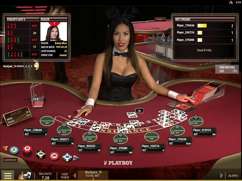 Live Online casino Roulette