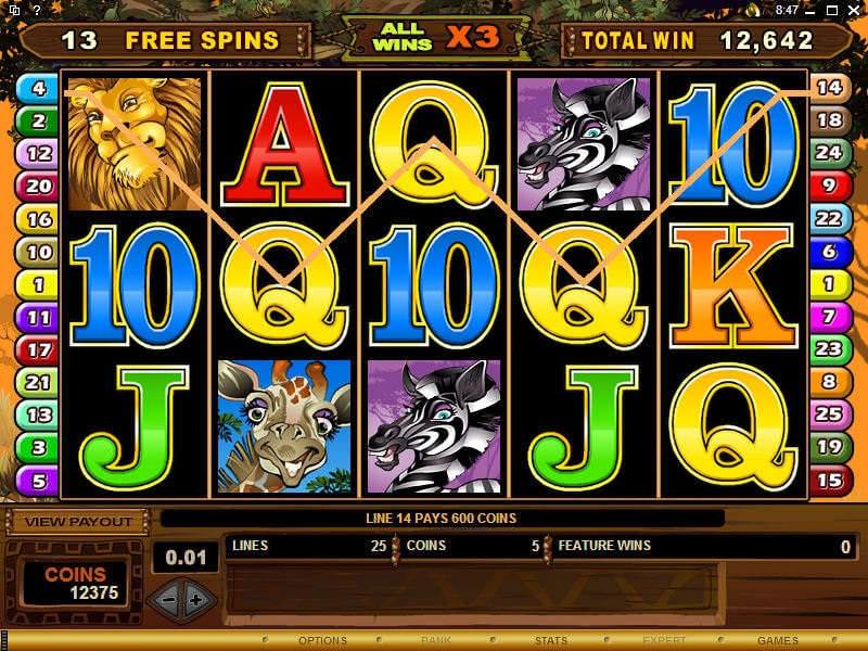 Free Online Slot Machine Games With Free Spins