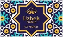 Uzbek Cuisine Day in March, 2018 at Shangri La Minsk