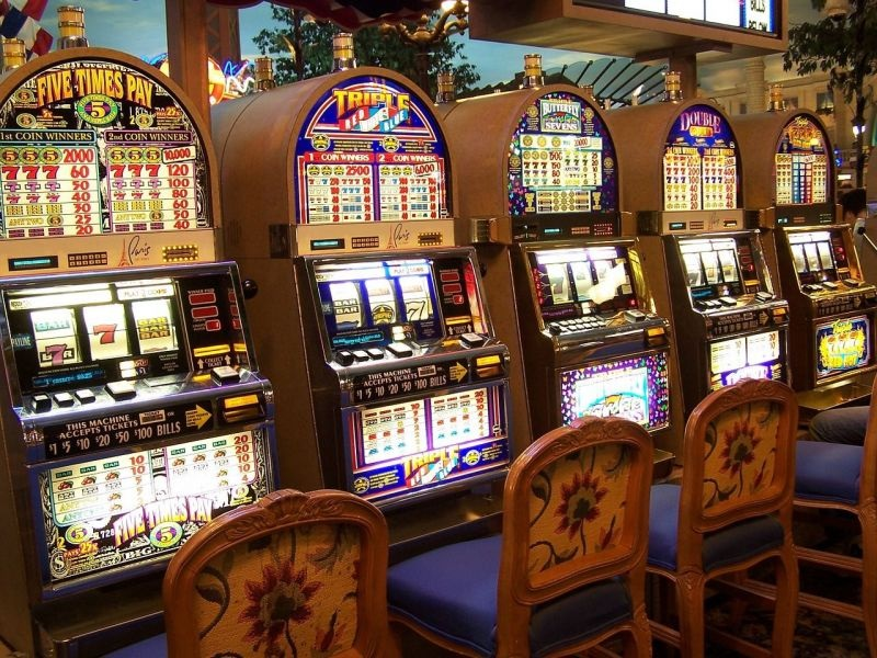 Top 5 Best Online Slot Machine Games in the UK for Newbies