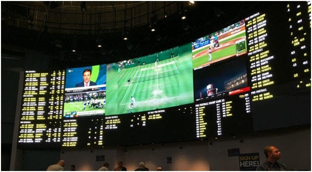 Sports Betting in PA Heats Up with Parx Casino
