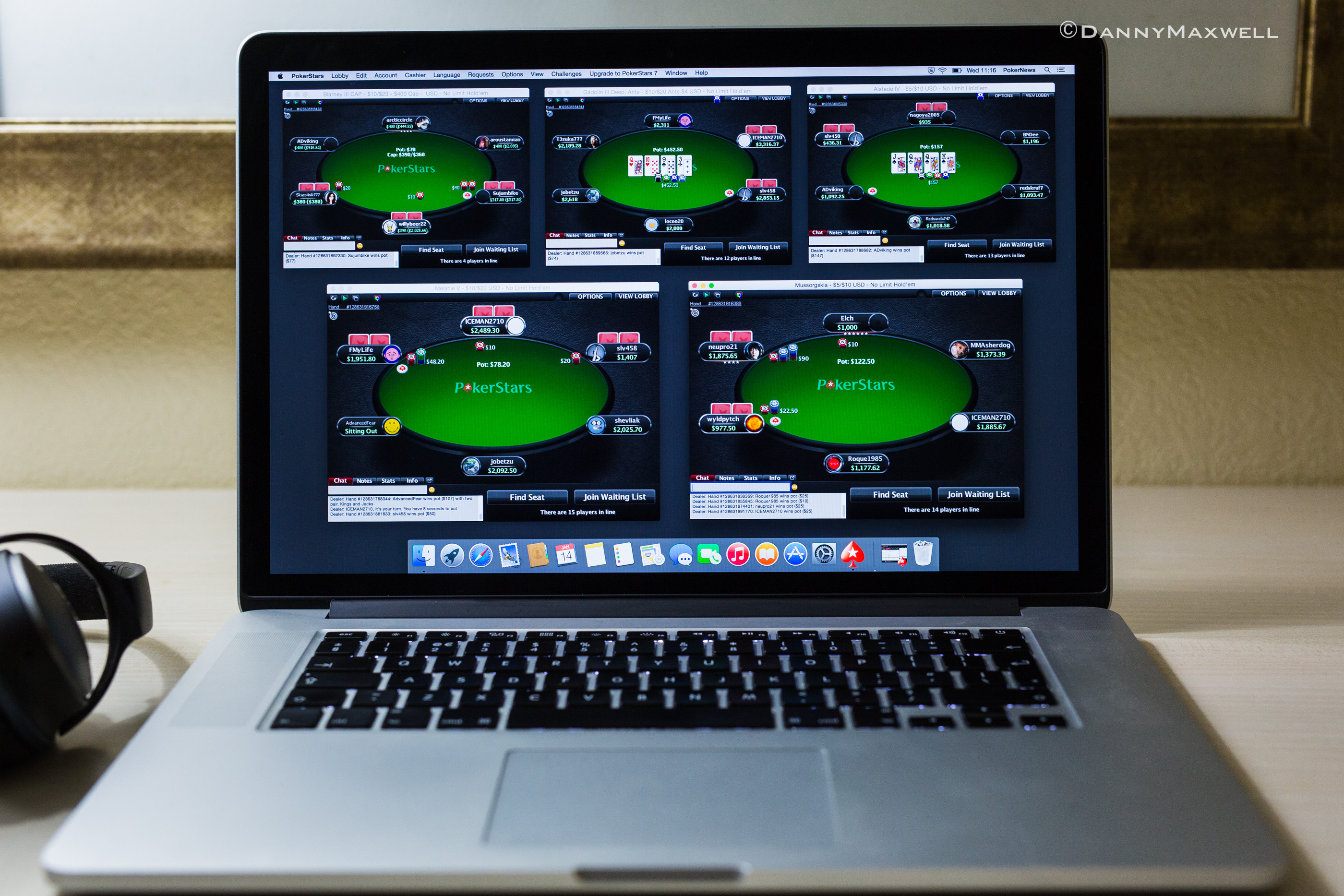 Why play online poker?