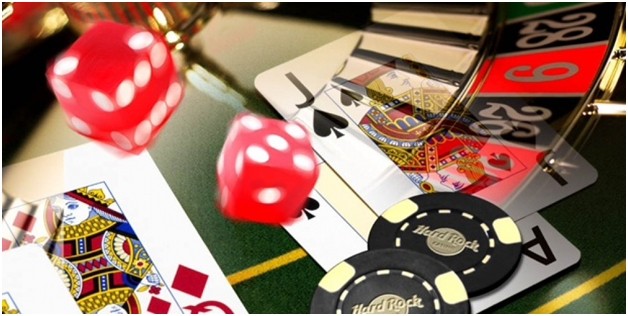 Play Online Casino Games Effectively In No Time