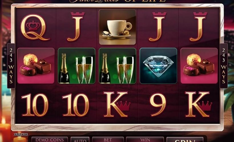 Choices That You Must Opt for in Online Slots