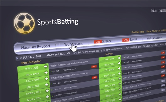 Football Betting: A Huge Variety of Betting Opportunities