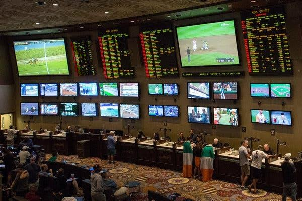 Tech and Gambling Companies Charge into Sports Betting Industry