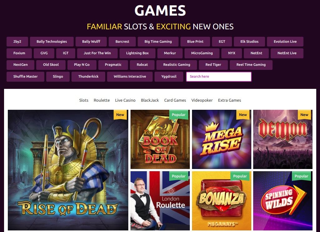 Things To Know Before Connecting With The Kabono Website From Playing Casino Games
