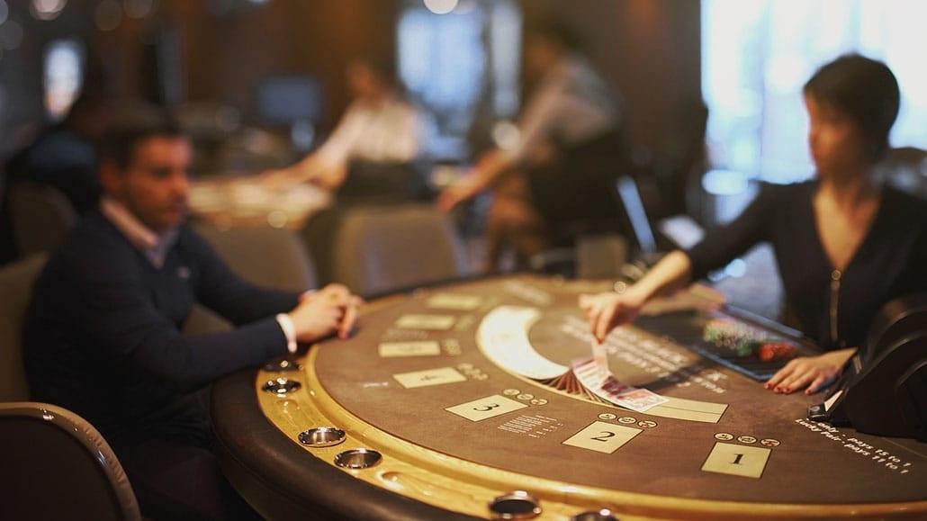 Texas Hold Em Casino Poker